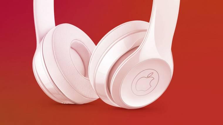 A 2020-as WWDC-n érkezhet az Apple AirPods Studio fejhallgatója kép