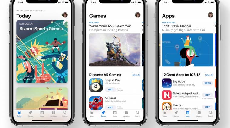 Az Apple Pay és az App Store üzleti gyakorlatát vizsgálja az Európai Bizottság kép