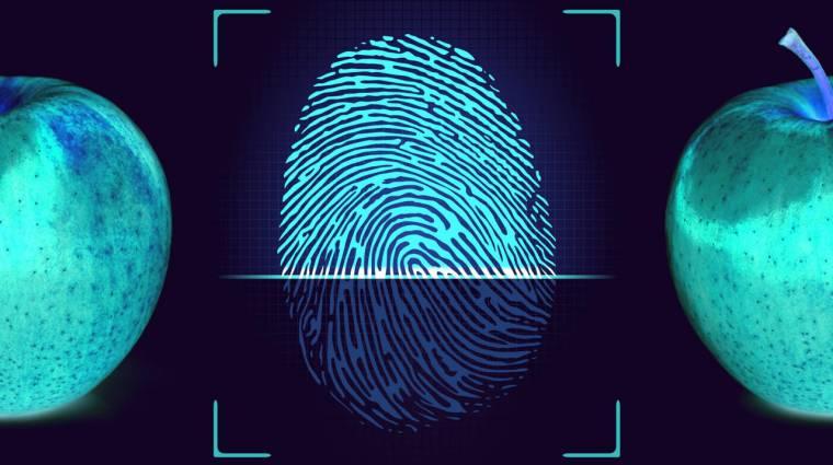 Az új iPhone-okba kijelző alatti ujjlenyomat-szenzor kerülhet kép