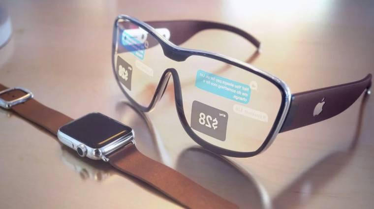 Már tesztelik az Apple-okosszemüveg lencséit kép