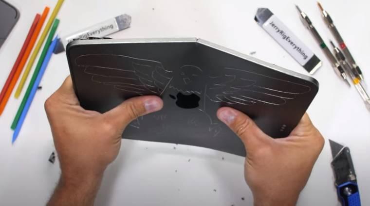 Könnyen törik az Apple 2020-as iPad Pro táblagépe kép