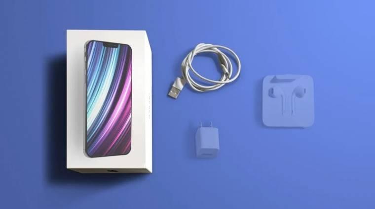 Az Apple iPhone 12 mobilokhoz sem töltő, sem fülhallgató nem jár majd kép