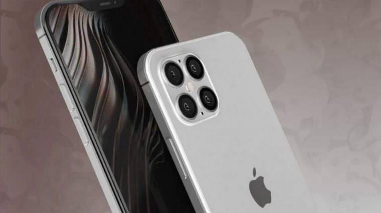 120 Hz-es ProMotion kijelzővel jönnek az iPhone 13 okostelefonok kép