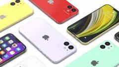 Nem lesz valami jó az iPhone 12 mini üzemideje kép