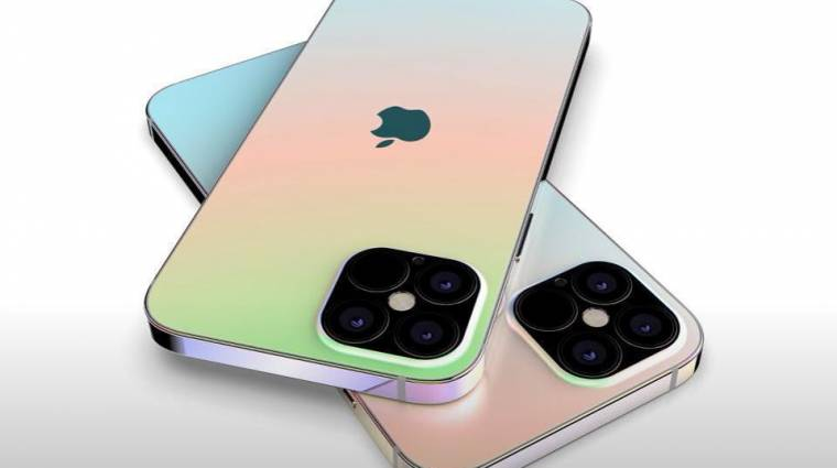 Választania kellett az Apple-nek, ezért kapnak 5G-t az iPhone 12 mobilok 120 Hz-es kijelző helyett kép