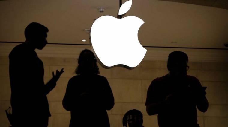503 millió dollárt húztak ki az Apple zsebéből egy évtizednyi pereskedés után kép