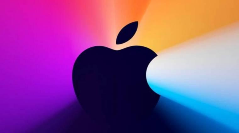 Jövő hét kedden még egy dolgot bemutat az Apple kép