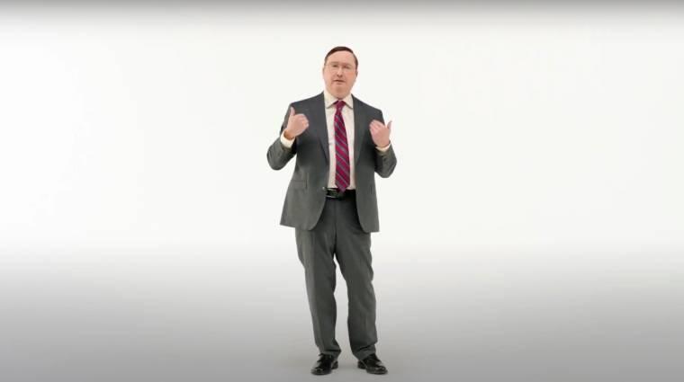 Az Apple visszahozta az I'm a PC-fickót kép