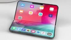 Már tesztelik az összehajtható iPhone-t, 2022-ben érkezhet kép