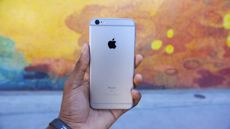 Jövőre megszűnhet az iPhone 6S és az iPhone SE támogatása kép