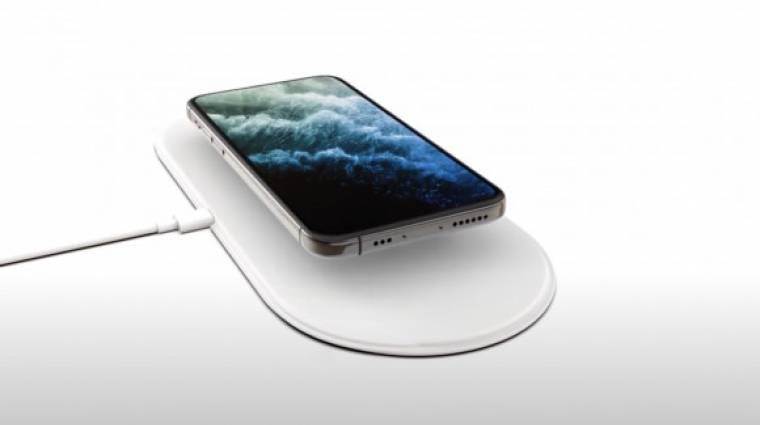 Lesz olyan iPhone 13, amire már töltőport sem kerül? kép