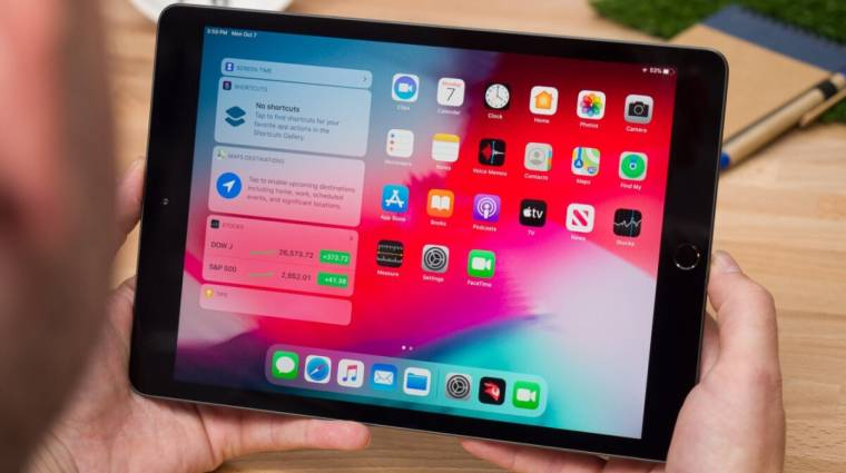 Tavasszal jön az Apple legolcsóbb iPadje kép