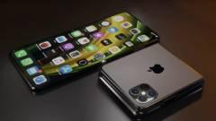 Jöhetnek az összehajtható iPhone-ok? kép