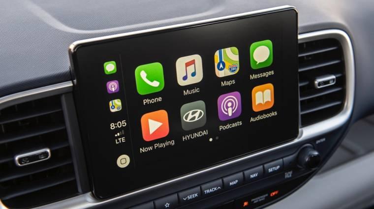 A Hyundai segíthet megépíteni az elektromos Apple autót kép