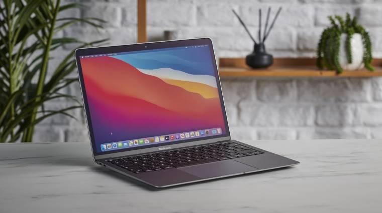 Nem mostanában jön a mini-LED-es MacBook Air kép