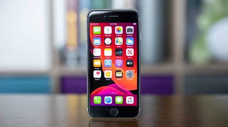 A vártnál előbb jöhet az iPhone SE 2021 kép