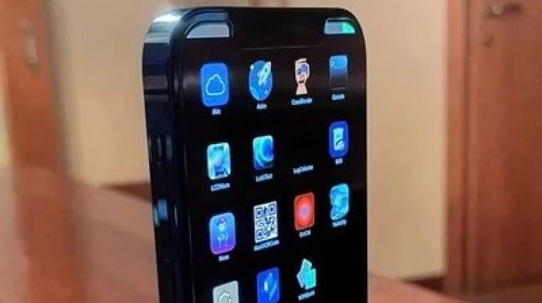 Előkerült az iPhone 12 Pro prototípusa kép
