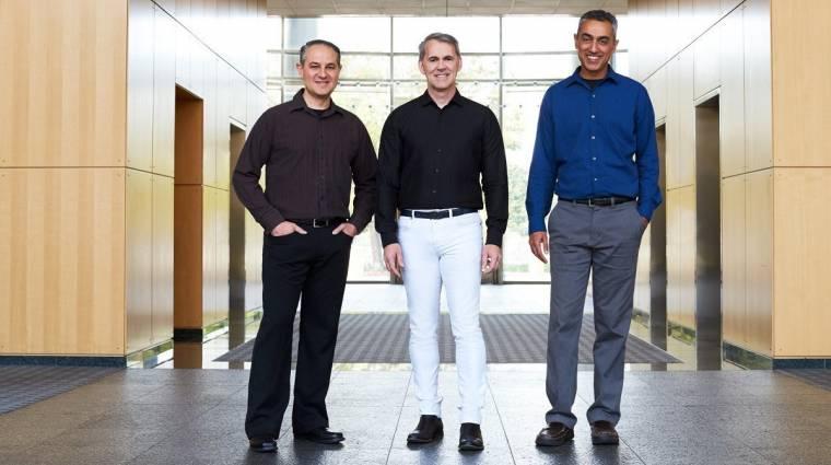 Az Apple korábbi chiptervezőinek cégét vette meg a Qualcomm kép