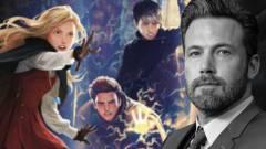 Ben Affleck Disney-filmet rendez, a Keeper of the Lost Cities könyveket fogja adaptálni kép