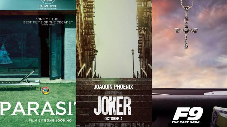 Járványügyi filmplakátokkal hívják fel a figyelmet az otthonmaradásra kép