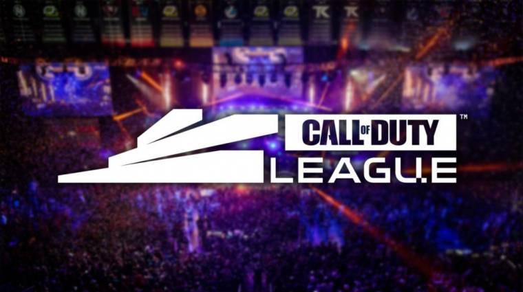 A Call of Duty League rendezvényei is elmaradnak bevezetőkép