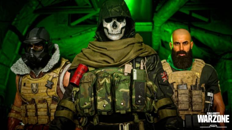 Minden, amit a Call Of Duty: Warzone-ról tudnod kell bevezetőkép