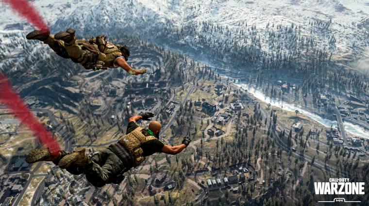 Vélemény: ezért a Call of Duty: Warzone a legjobb battle royale bevezetőkép