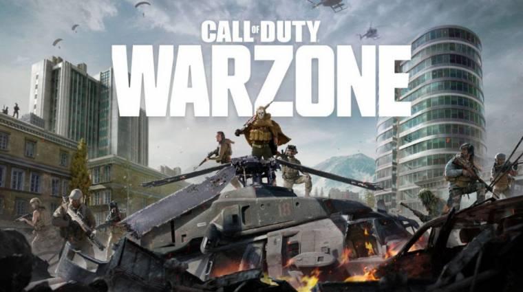 Késik a Call of Duty: Modern Warfare és a Warzone következő frissítése bevezetőkép