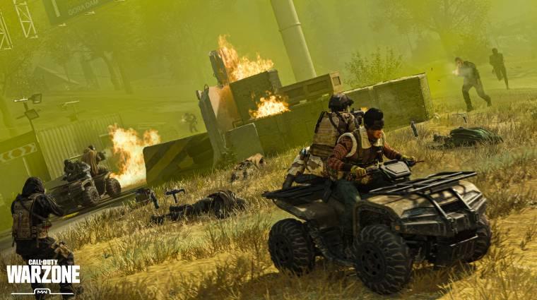 Erősebb lesz egy szimpla skintől a Call of Duty: Warzone egyik fegyvere bevezetőkép