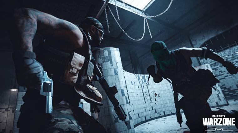 Még sokáig velünk marad a Call of Duty: Warzone bevezetőkép