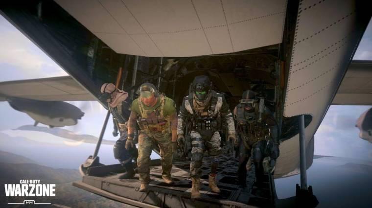 75 millió felett a Call of Duty: Warzone játékosszáma bevezetőkép