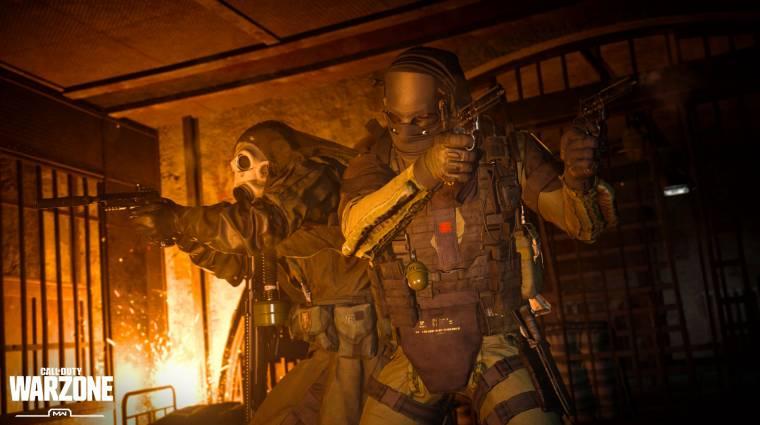 Apró, de fontos változások érkeztek a Call of Duty: Warzone-ba bevezetőkép