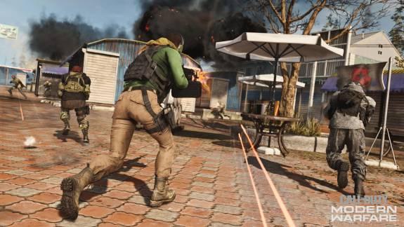 143-at ölt egy négyfős csapat a Call of Duty: Warzone-ban kép