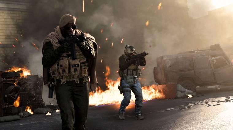 Páncélozott gyilkológéppé válhatunk a Call of Duty: Warzone ideiglenes játékmódjában bevezetőkép