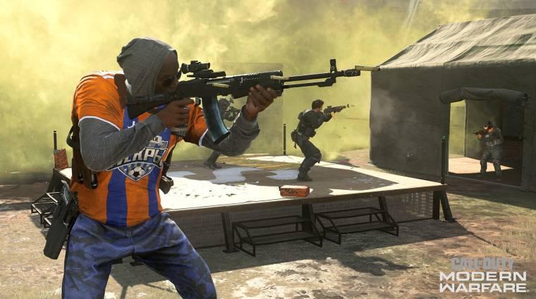 Ingyen Call Of Duty: Warzone DLC-t kapnak a PS Plus tagok, már tölthetitek is bevezetőkép