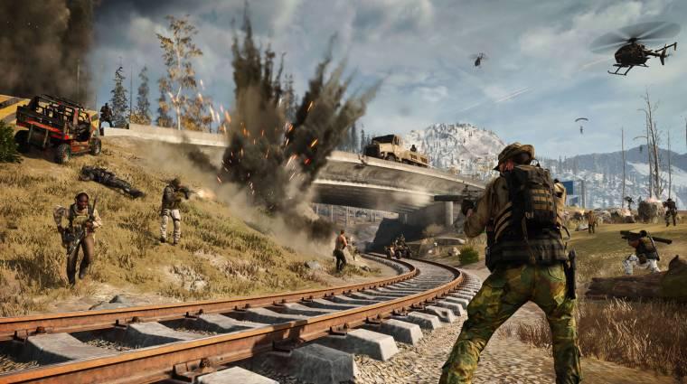 Metrómegállók érkezhetnek a Call of Duty: Warzone pályájára bevezetőkép