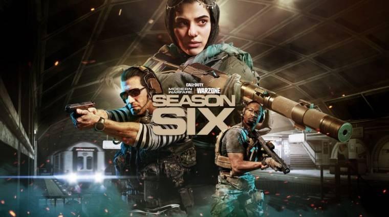Problémákat okoz a Call of Duty: Warzone új szezonjának frissítése bevezetőkép