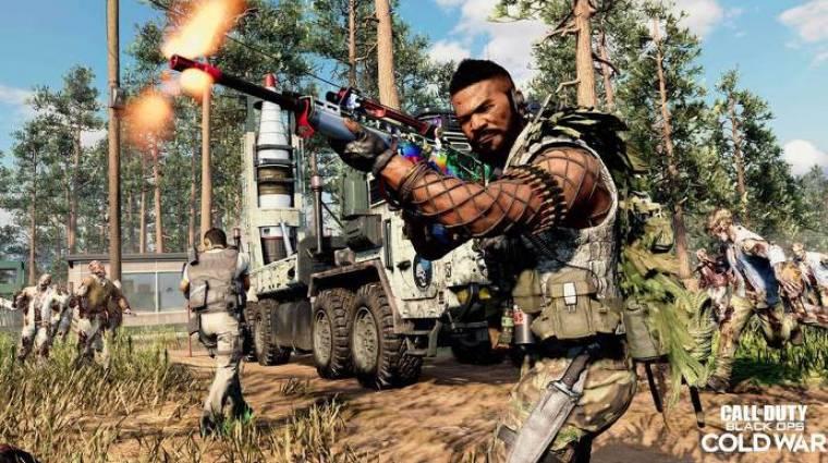 Rengeteg újdonságot hoz a Call of Duty: Black Ops Cold War és Warzone következő szezonja bevezetőkép