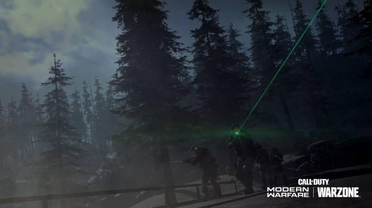 Éjszakai pályával és új játékmóddal bővülhet a Call of Duty: Warzone bevezetőkép