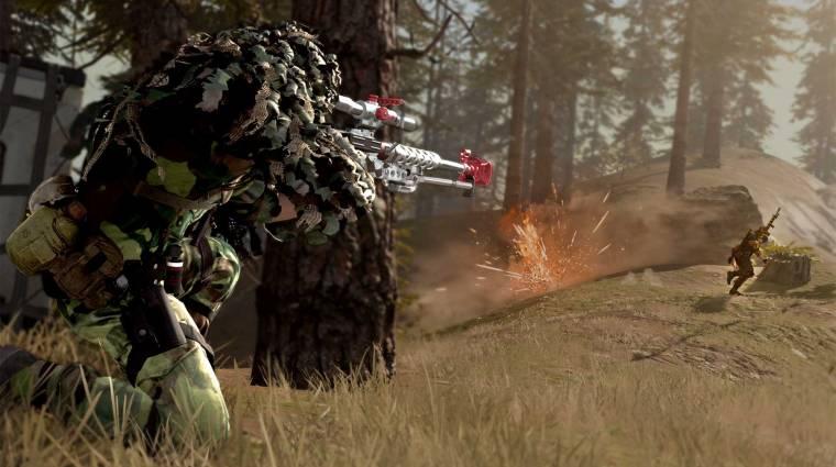 Ki kellett kapcsolni a Call of Duty: Warzone egyik funkcióját, mert halhatatlanná tette a játékosokat bevezetőkép