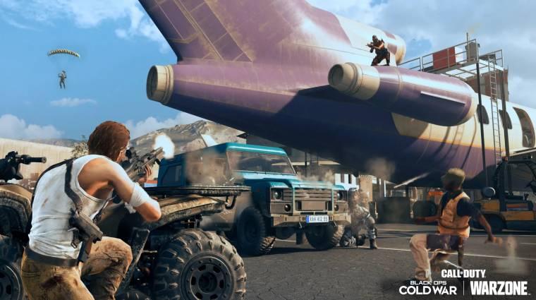 Megsemmisült Verdansk, itt van Verdansk '84, a Call of Duty: Warzone új pályája bevezetőkép