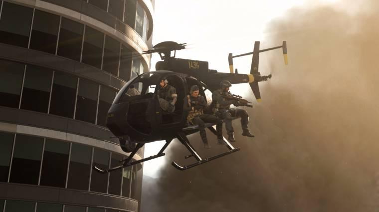 Bevadultak a Warzone helikopterei, senki sincs biztonságban bevezetőkép