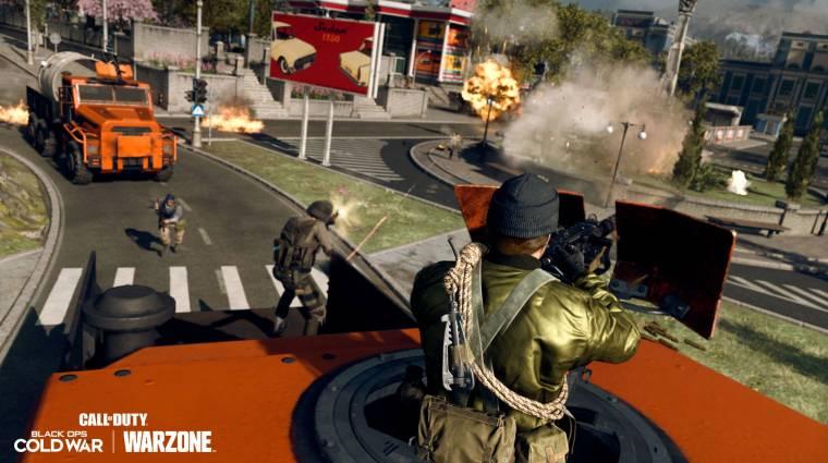 50 ezernél is több fiók lett kitiltva a Call of Duty: Warzone-ból bevezetőkép