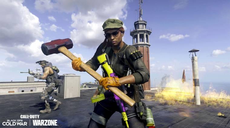 Íme a Call of Duty: Warzone védelme, ami végre tényleg hatékony lehet a csalók ellen bevezetőkép