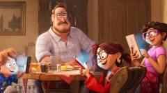 Az Irány a Pókverzum alkotóinak új animációs filmjében fellázad a technológia kép