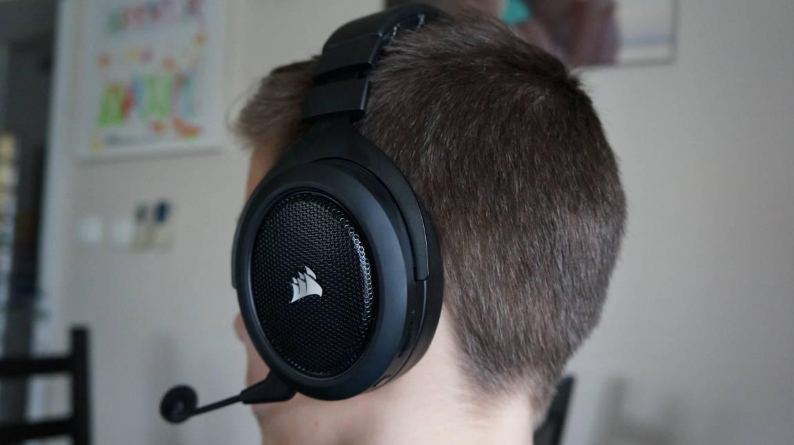 Kötetlen szórakozás: Corsair HS70 Pro Wireless gamer headset teszt kép