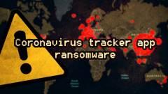Az új kamualkalmazások nem találják meg a koronavírust, de a pénzedet ellopják kép