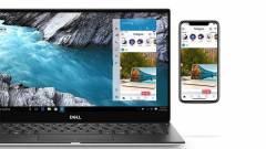 A Dell PC-re tükrözi az iPhone-ok kijelzőjét kép