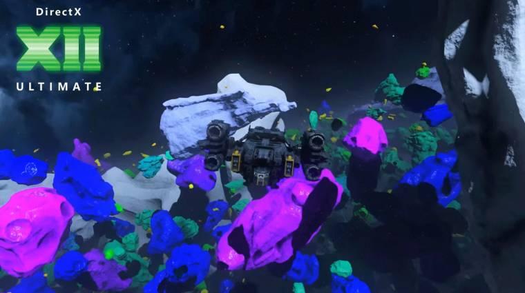 Itt a DirectX 12 Ultimate, még PC-bb lesz tőle az Xbox Series X kép