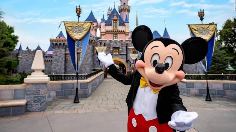 Több ezer dolgozóját fogja elbocsájtani a Disney bevezetőkép